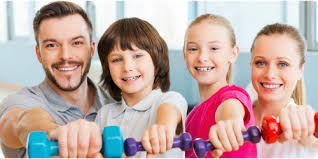 How To Get Your Kids Excited About Fitness