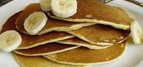 Flax Meal Protein Pancakes Recipe