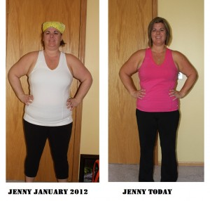 Jenny january and August