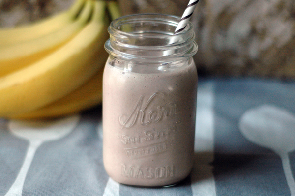 chocolate proteinshake