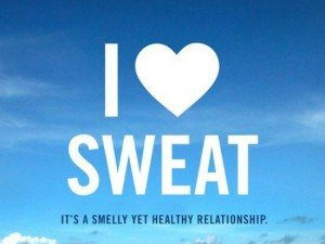 Eat Drink and Sweat