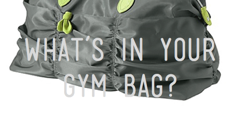 What's In Your Gym Bag?