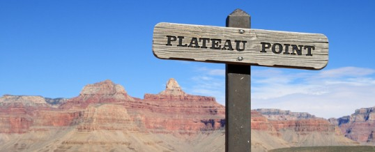 How To Break A Plateau