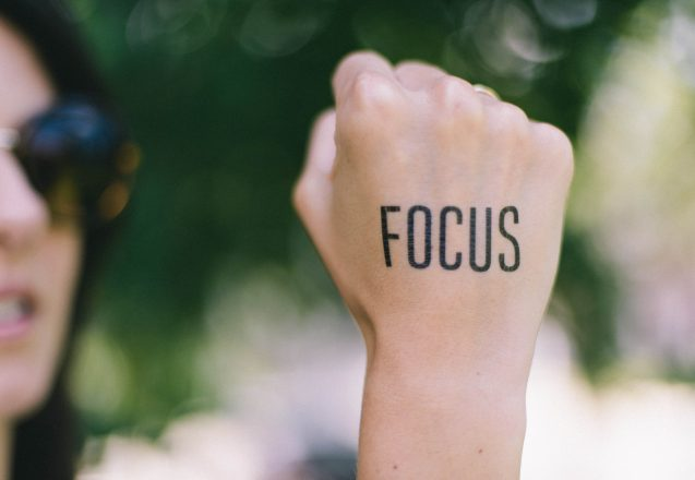 Focus On What You Can, Not What You Can't