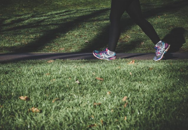 Start a Fitness Program by Increasing how Much You Walk