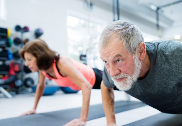 Stay Healthy And Fit As You Get Older