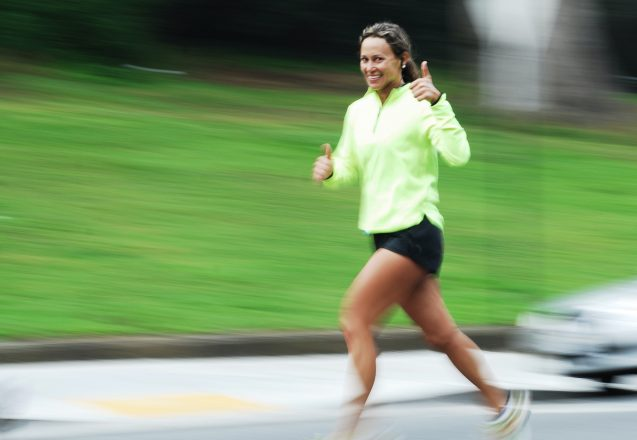 Why Running Outside Is Better
