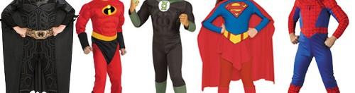 Annual Superhero Challenge