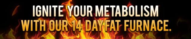 14 Day Fat Loss Furnace