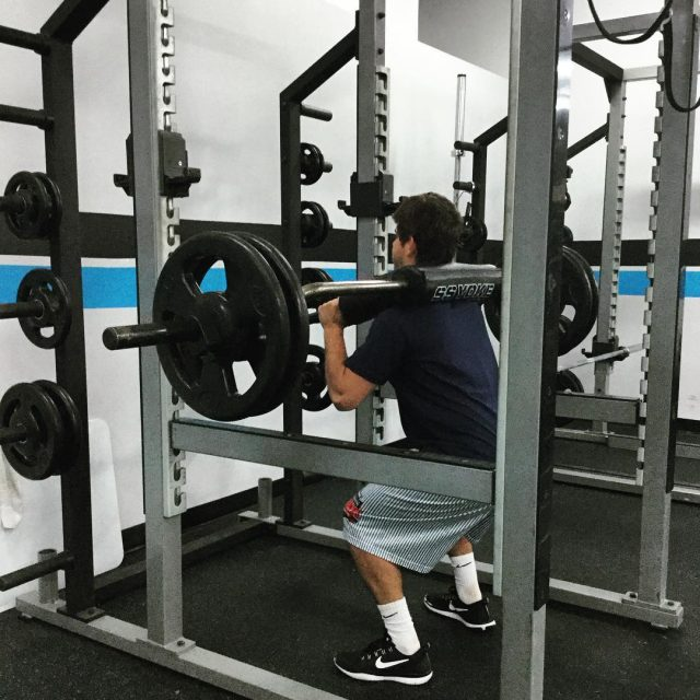Fridays are for squats! DropItLowBoyDropItDropItLowBoy Squats SummerBodOtw CoastalPerformance Lacrosse OffSeasonhellip