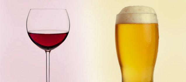 Beer Vs. Wine Health Benefits