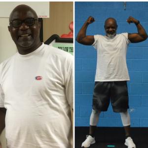 Weight Loss Success- Gary