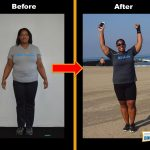 Weight loss success- Traci