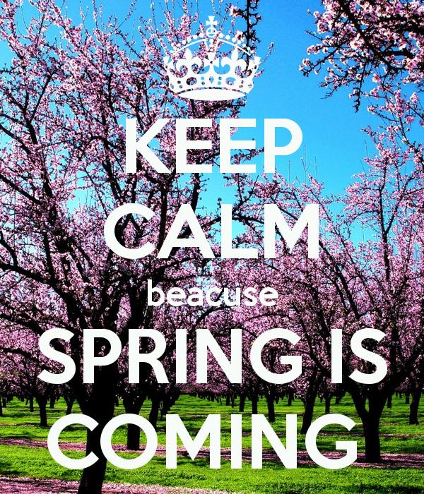 Spring Is Around The Corner Dnj Fitness