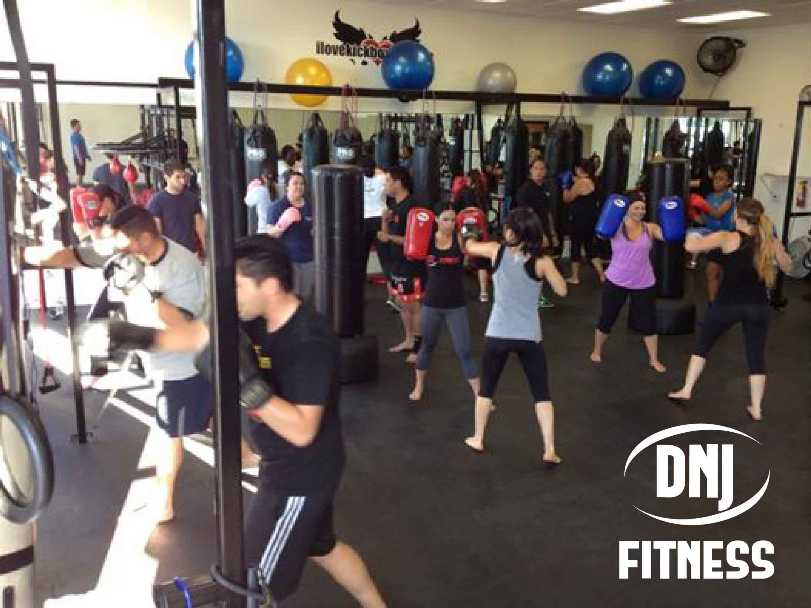Chino Kickboxing Program