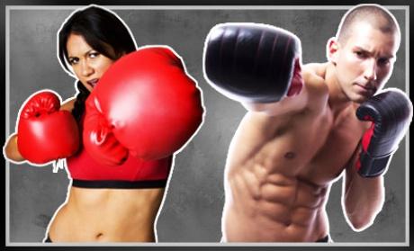 Kickboxing Chino DNJ Fitness