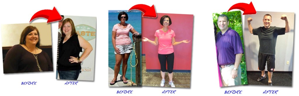 Group Fitness Weight Loss Results