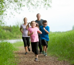 Exercising with Your Kids