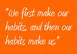 Change your habits, reach your goals!