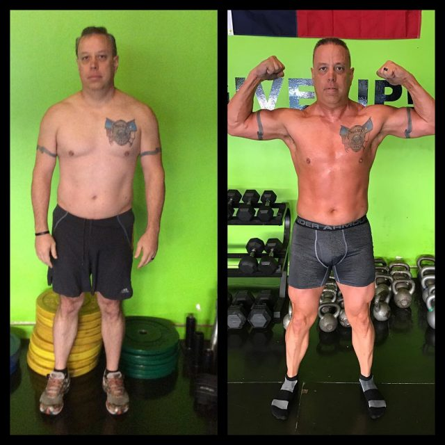 How do you go from 236 lbs to 210 lbshellip