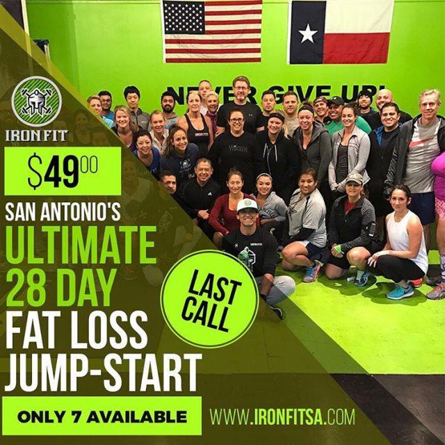 Attention San Antonio Last call to take advantage of ourhellip