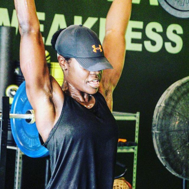 In the damn zone son!! fitness gym sanantonio strength conditioninghellip