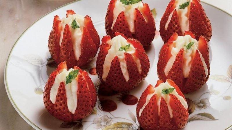 Fruit Desserts Iron Fit