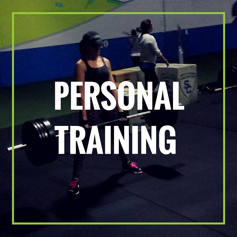 ISC personal training