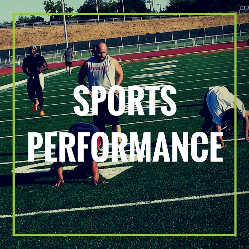 ISC sports perf