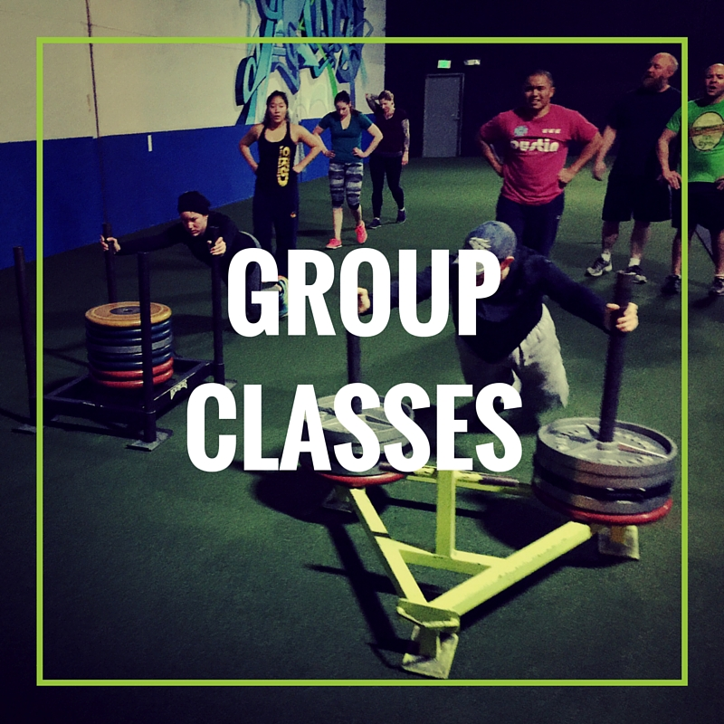 ISCgroup classes