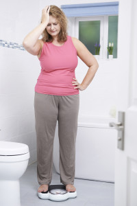 Fast Weight Loss leads to Frustration