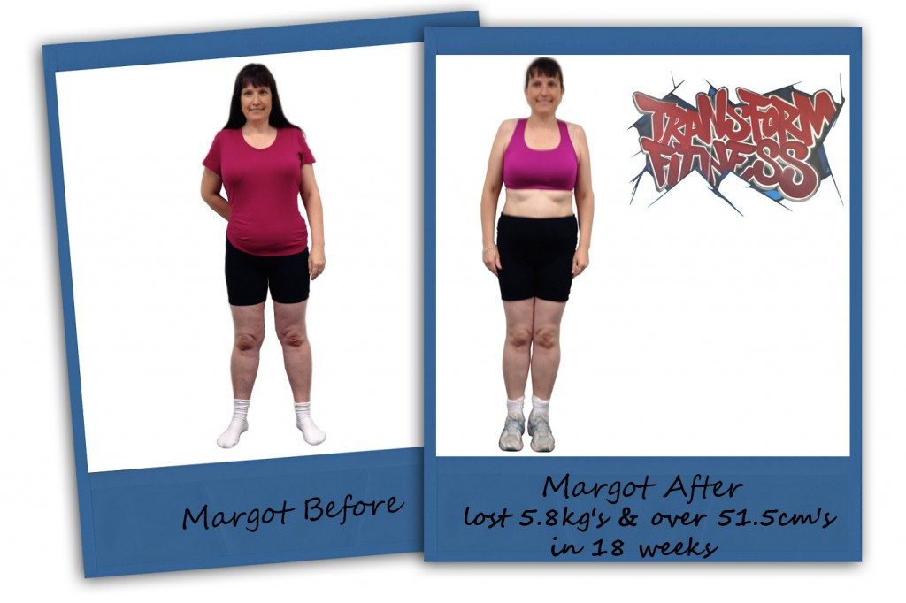 Margot Before:After