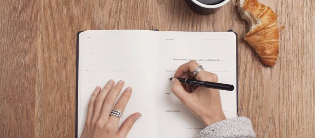 Try Food Journaling