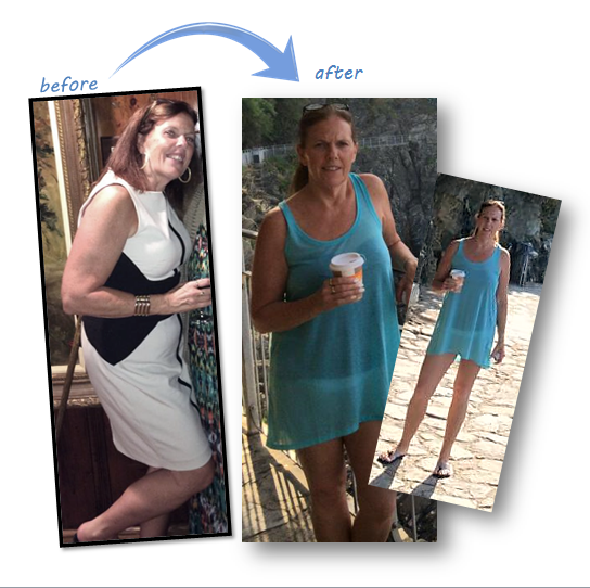 Nancy Winther - Before & After - Front