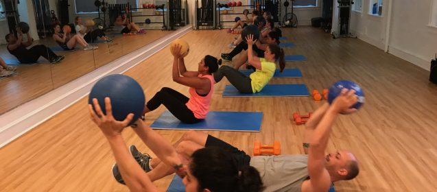 Core/ HIIT Cardio @ Fit Camp DC