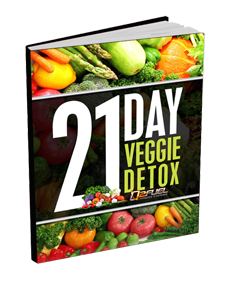 21 Day Veggie Detox eBook by O2 Fuel