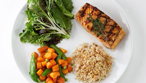 Small And Balanced Meals For Energy