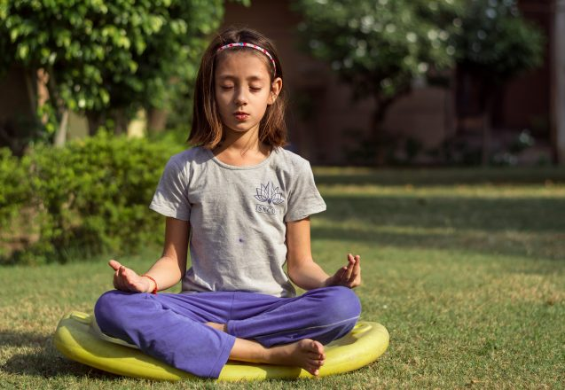 Is Yoga Good For Kids?