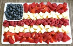 10 Healthy Foods for 4th of July BBQs!