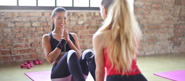 Benefits Of A Workout Partner