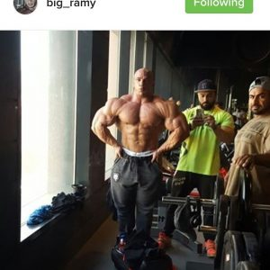 Will big Ramy won the Mr O under Chris Aceto?