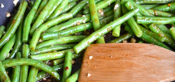 Tangy Green Beans - Meals Quick