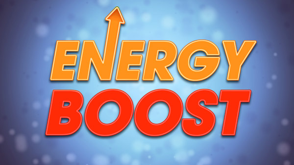 Boost your energy - rewards of exercise