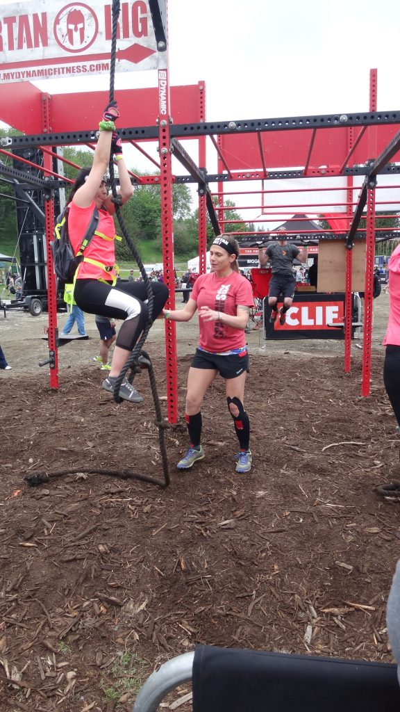 Spartan Race SGX Coach Chicago