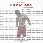 ABS CHALLENGE IN 30 DAYS