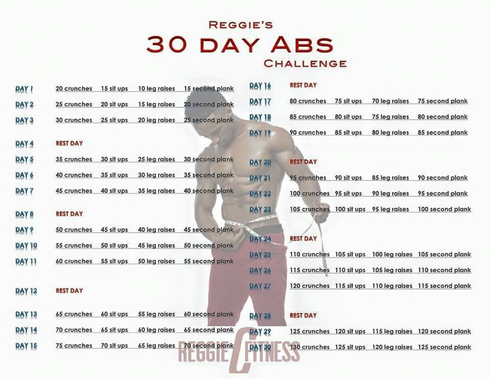 30 ABS WORKOUT