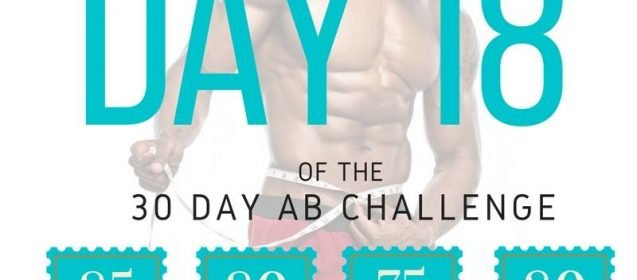ABS CHALLENGE-DAY 18