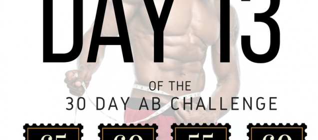 ABS CHALLENGE-DAY 13