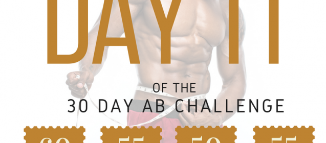 ABS CHALLENGE-DAY 11