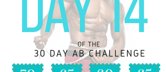 ABS CHALLENGE-DAY 14